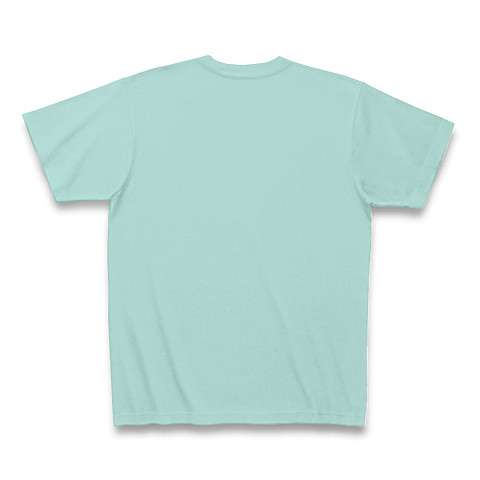 GUITAR-POP TUNES Tシャツ Pure Color Print (アクア)
